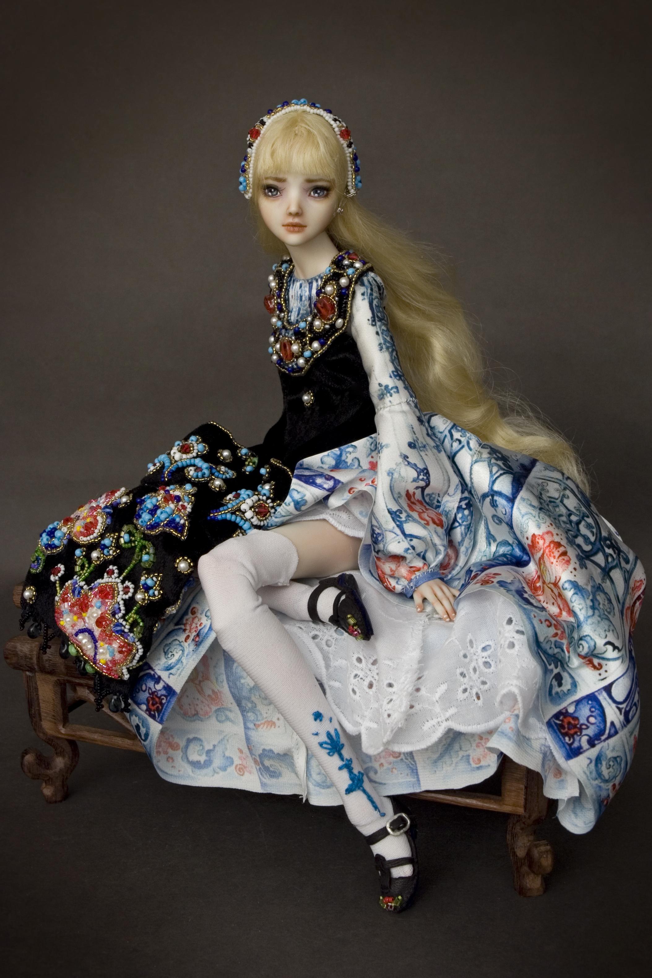 Buy Marina Bychkova Doll Alice