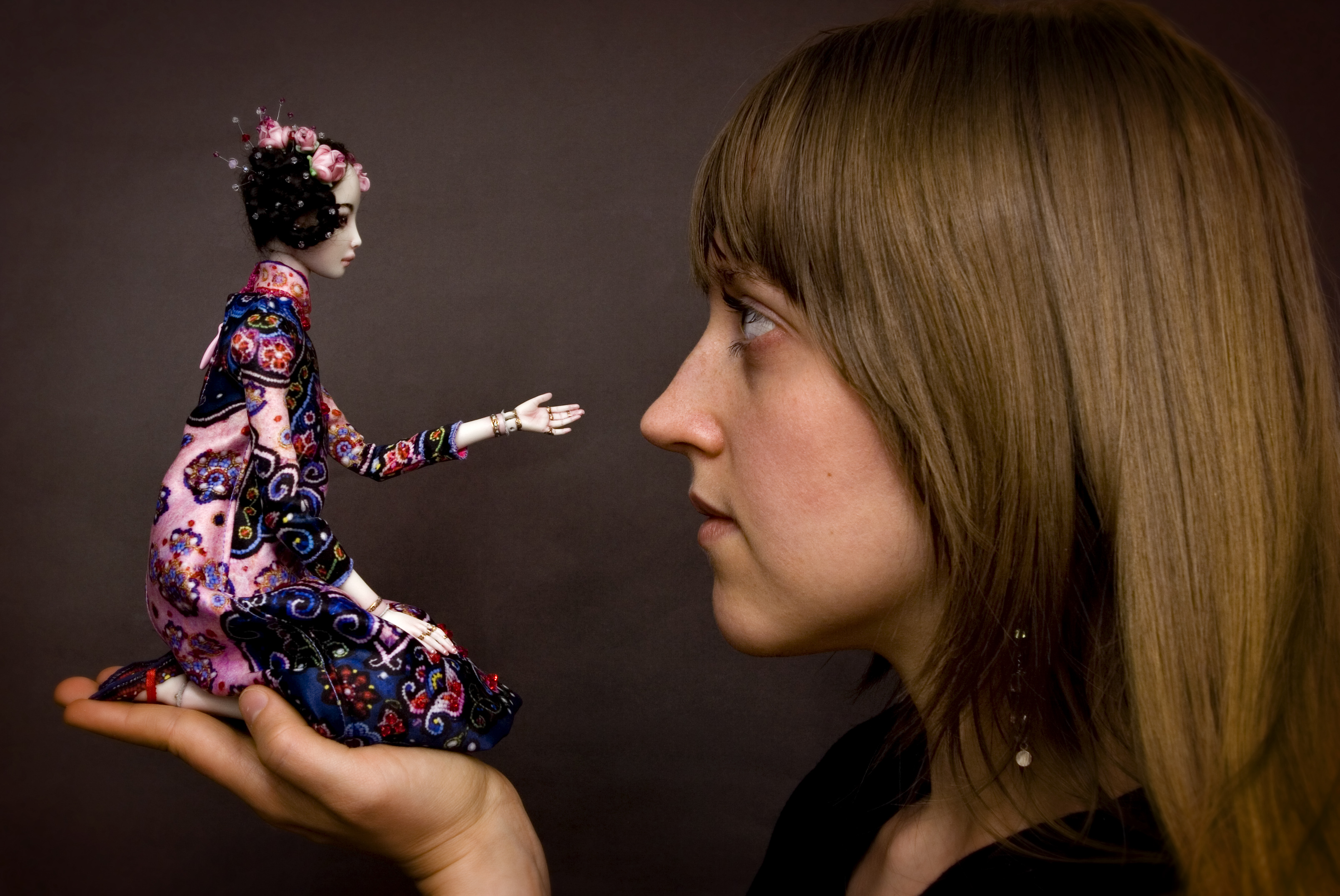 Buy Marina Bychkova Doll Marina