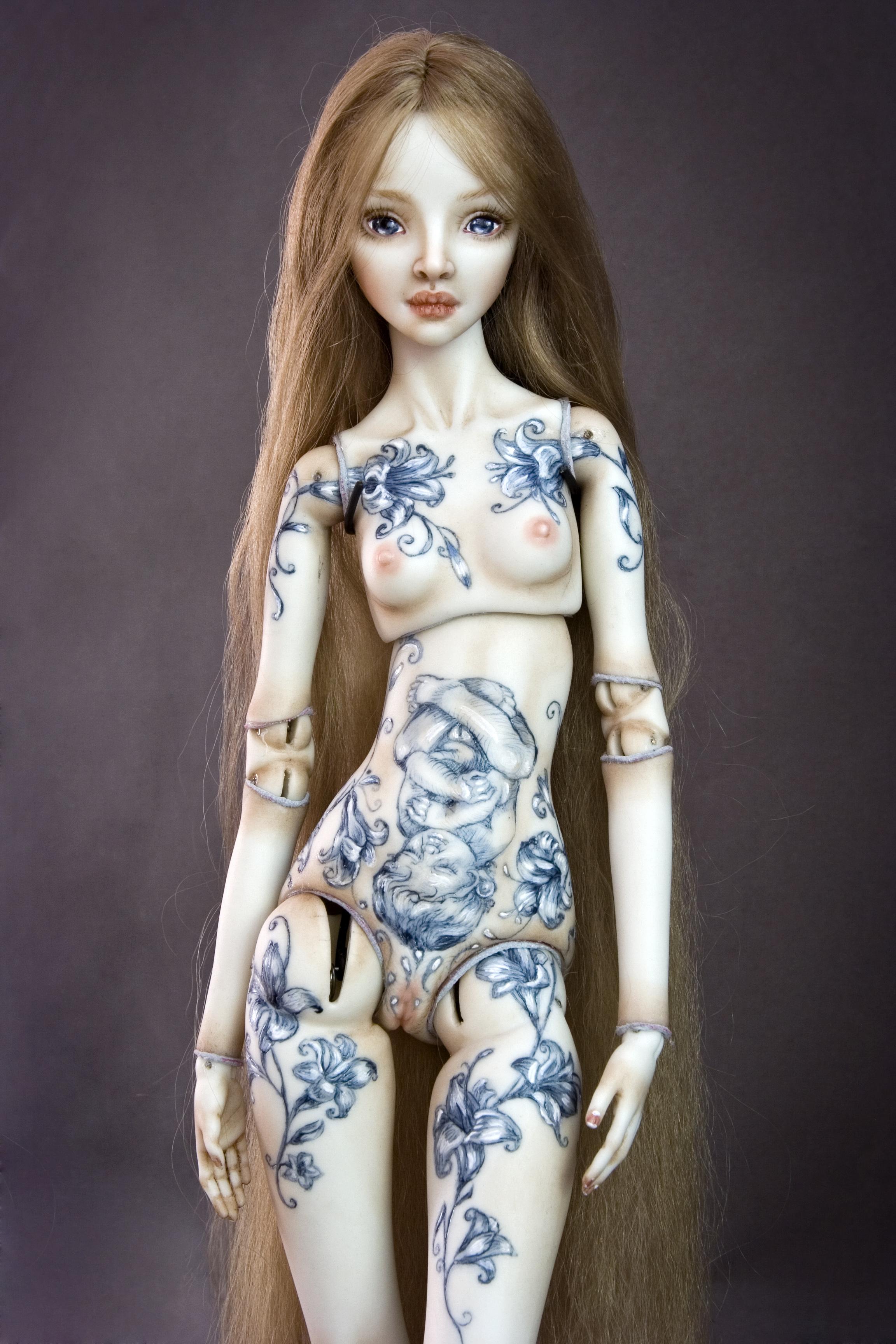 Buy Marina Bychkova Doll Vessel